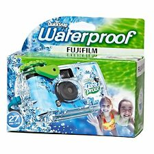 Fujifilm Quicksnap Marine 800 Single-Use Camera for 27 Pics Waterproof up to 10m
