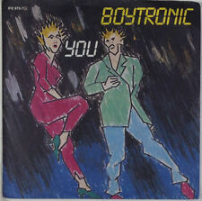 "7"" Single - Boytronic - You - s675 - washed & cleaned"