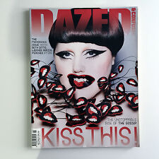 DAZED & CONFUSED Magazine Vol II #73 May 2009 Beth Ditto The Gossip Cover