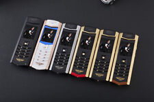 Classical Fashion Business Bar Thin Luxury Leather Mobile Cell phone Mp3