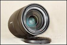 Sony Alpha SEL1670Z 16-70mm f/4 T*  ZA OSS G ED Zeiss Zoom Lens - Mint Minus