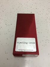 STERLING GRACE { POWER} CHARM NEW IN BOX