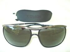 $140 SALE! NEW POLICE 8293 568 GUNMETAL GREY LENS SUNGLASSES 61mm for big face