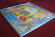 Around the WORLD with Phineas FROG- A Geographical Puzzle ~ Paul Adshead Hc 1998