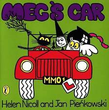 Meg's Car (Meg and Mog) by Jan Pienkowski, Helen Nicoll, Book, New