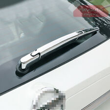 Rear Window Wiper Chrome Bezel Trim For Nissan X-trail Rogue 2014 15 16 2017
