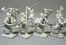 Dungeons & Dragons Miniatures Lot  Soldier Spearmen Axemen Guards !!  s94