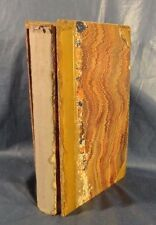 1855  MANUAL OF ELEMENTARY GEOLOGY BOOK by Sir Charles Lyell