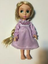 Disney Animators Rapunzel Tangled Doll 1st Edition Sparkle Tinsel Hair Gown 16""