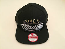 New Era Cap Hat Alice In Wonderland TIME IS MONEY Snapback 9Fifty One Size Logo