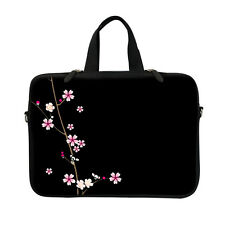 "Soft Neoprene Laptop Bag Case with Hidden Handle to Fit Chromebook 11.6"" 2901"