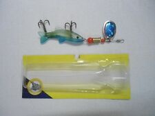 Fishing Lures Crankbait Crank Bait Tackle Treble HookFLOW IN WATER