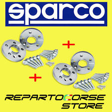 KIT 4 DISTANZIALI SPARCO 12 mm CON BULLONI - FIAT 500 ABARTH 595 160CV