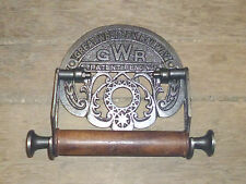GWR Cast Iron Loo Roll Holder