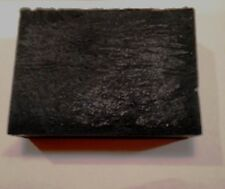 4 oz Peppermint Tea Tree with activated Charcoal Handmade Soap Bar