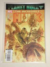 INCREDIBLE HULK MARVEL COMICS VOL 2 #101 PLANET HULK
