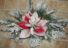"""20 x 15"""" Christmas Son Daughter Youth Child Mom Grave Pillow Cemetery Memorial"""