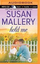Hold Me (Fool's Gold #16) by Susan Mallery & Tanya Eby Unabridged MP3 Audio Book