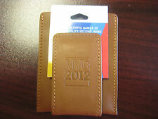 2012 New York City Olympic Bid City - Leather Wallet