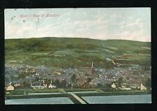 Wales Glam Glamorgan ABERDARE General view Used 1906 PPC James Parr