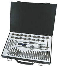 HSS Steel Tap and Die Set 51Pc - Professional Quality Precision Set
