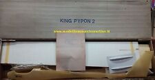 MASTER FLY KING PYPON 2 ALIANTE IN KIT DI MONTAGGIO RARE KIT