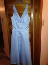Never worn Baby Blue Eden Bridal Bridesmaids/ Prom/party dresses sizes 0,6,6,10