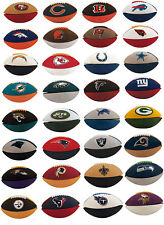 NFL FOOTBALL ERASERS COLLECTIBLE 32 TEAMS FAST FREE SHIPPING - FUN SCHOOL PARTY