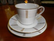 Noritake Humoresque Trio,Tea Cup, Saucer and Side Plate, 6685