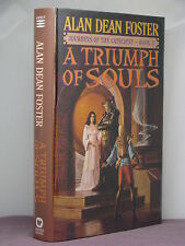 1st,signed by 2, Catechist 3: A Triumph of Souls by Alan Dean Foster,K Parkinson