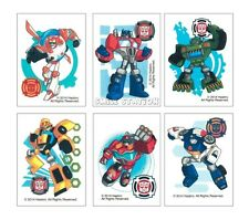 12 Transformers Temporary Tattoos Boys Party Goody Loot Bag Filler Favor Supply