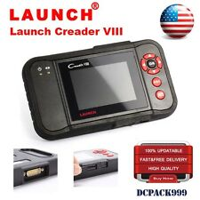 LAUNCH X431 CREADER VIII OBD2 Diagnostic Tool Code Reader Scanner Engine ABS SRS