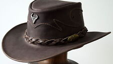 Jacaru hat Buffalo Brown  SPECIAL medium Rodeo Taxes Cowboy Western