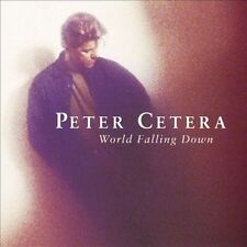 Peter Cetera - World Falling Down (CD, BMG, W Bros.) Restless Heart, Wild Ways