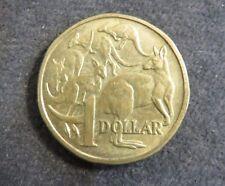 Australia 1984 Elizabeth II,1 Dollar Circulated Kangaroo.Aluminum Bronze  #FC26