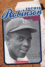 Jackie Robinson: American Hero - Library Edition by Sharon Robinson (2013,...