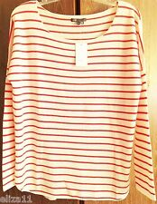 NWT $310 VINCE WOMEN'S 100% CASHMERE OVERSIZE BOAT NECK SWEATER - SIZE M