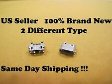 2 x Dell Venue 8 Pro  Tablet Micro USB Charger Charging Port Dock Connector US