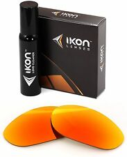 Polarized IKON Iridium Replacement Lenses For Oakley Monster Dog Fire Mirror