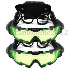 Occhiali a Visione Visore Notturno Regolabile Night Vision Goggles Caccia Guida