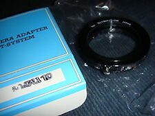 NEW OLYMPUS-OM T adapter ring telescope camera ASTRONOMY Celestron