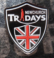 PIN 2 Triumph Tridays Newchurch Speed Triple 1050 955i 900 750