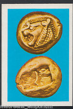 FKS 1978 Sticker - According To Guinness - No 229 - Earliest Coins