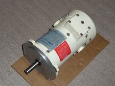 Electrol DC MOTOR MD-203, 1/4 HP, 1725 RPM, 56C, 90 VDC, IP65, 3 Amps 9.1 In-Lbs
