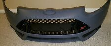 Front  Bumper Cover w/ Grille w/ Support Assembly fit Ford Focus ST 13-14