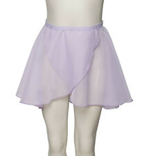 Girls Ladies Dance Ballet Pull On RAD All Colours Georgette Skirt By Katz KDGS01