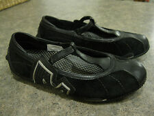 Womens MERRELL Relay Wire Midnight Black Slip on Shoes Size US 6 EUR 36 VERY GD