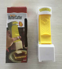Plastic Butter Cheese Cutter Slices Slicer Squeeze Serves Stores Kitchen Tool