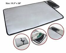 Ironing Mat Board Pad Portable Slip Resistant Surface Silicon Iron Rest Laundry