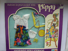 PALITOY PIPPA/DAWN DOLL ORIGINAL VHTF NRFB MONACO COLLECTION FASHIONS -MINT